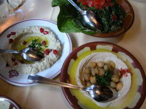 Meza-Libanees